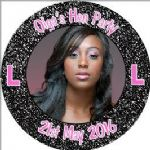 Personalised Photo Hen Night Sticker Design 5